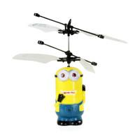 Jual Termurah #IA004 - Flying Toy Mainan Anak Terbang Minion Hello Kitty Fr Murah