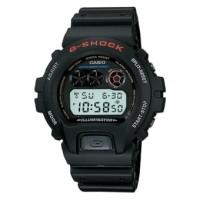 CASIO G-SHOCK MEN'S BLACK RESIN SPORT WATCH DW6900-1V