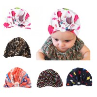 Jual [] Turban motif anak, topi model turban bayi, topi lucu anak Murah
