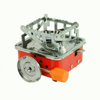Jual Terlaris Kompor kemping Kovar K202(Portable card type stove) Murah