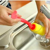 Jual Paling Laris Tongkat Spon Sikat Pembersih Cuci Botol Dot Cangkir Gelas Murah