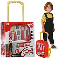 Jual DISKON Tool Case Trolley - Mainan Anak Laki-Laki Tukang Tukangan Murah