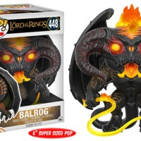 "Funko POP Movies The Lord of the Rings (LOTR) - Balrog 6"" #448"