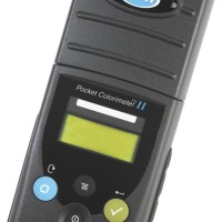 HACH 5870000 Pocket Colorimeter II, Free and Total Chlorine meter