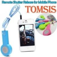 Jual TOMSIS M Shoot Self-Timer Camera Remote Control for iPhone 4 .4S . 5 Murah