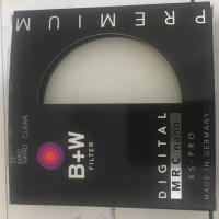 Jual B+W 77mm XS Pro Clear with Multi Resistant Nano Coating Filter 007 Murah