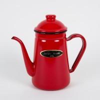 Jual Kalita Slender Nozzle Enamel Coffee Kettle - Drip Pot R Murah Murah