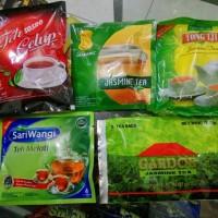 Harga teh celup dandang gardoe sosro sari wangi tong tji kemasan | Hargalu.com