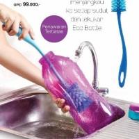Jual BARU   Eco Brush 1pcs-tupper-ware-sikat botol   TERMURAH Murah