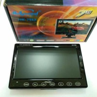 TV MOBIL - TV Dashboard Hollywood 7 Inch