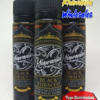 Khawanika Original Black Tobacco Premium eliquid