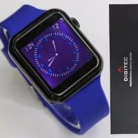 Jual Jam tangan Digitec Touchscreen Biru Digitec iWatch Digitec LED Murah
