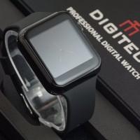 Jual Jam tangan Digitec Touchscreen Full Black Digitec iWatch Digitec LED Murah