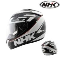 Helm NHK GP1000 Instinct Motif Full GP Fullface