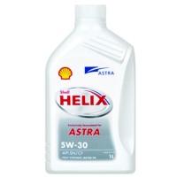 Shop&Drive - Shell Astra 5W30 Paket Service Ganti Oli [4 Liter