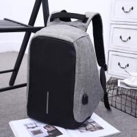Jual Smart Backpack Anti maling / USB charger / anti theft Murah