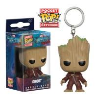 Jual Funko Pop! Keychain - Guardian Of The Galaxy - Groot Terbaru Murah