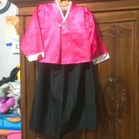 Jual hanbok baju adat korea Murah