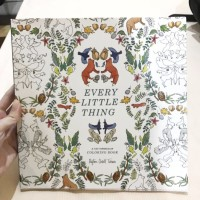 Jual Every Little Thing Adult Coloring Book Murah