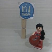 Bootleg Lego Pemain Basket Shukoku Slamdunk
