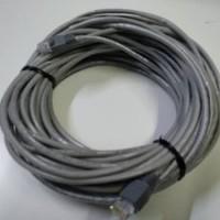 Kabel LAN 30M Cat5E 30Meter UTP Cable 30 M Network 30 Meter