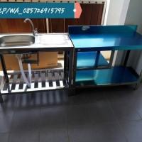 Jual Meja cuci piring & Meja kompor portable Murah