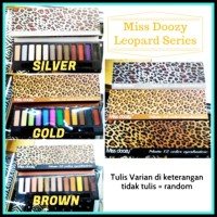 Jual Miss Doozy Leopard Eyeshadow Pallete Miss Dozzy Make Up Kit Eyeshadow Murah