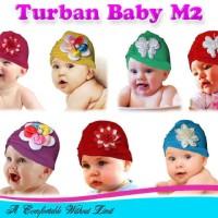 Jual  Turban Baby DITA  flower  TBD033 sd TBD0 KODE BN11141 Murah