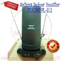 harga Antena Indoor Boster Pioline Pl101 Antenna Anten Dalam Tv Led Lcd Vhf Tokopedia.com
