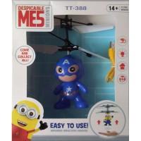 Jual Mainan Drone Minion Tanpa Remote - Captain America Murah