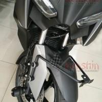 Braket Plat Nomor Spakboard Set Berkualitas Yamaha XMAX 250