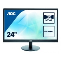 Jual Monitor LED AOC M2470SWH Murah