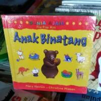 Dunia Ajaib Flip-Flap Mini : Anak Binatang - Mary Novick & Christina