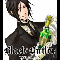 Komik / Manga Anime Black Butler Kuroshitsuji English Vol 5