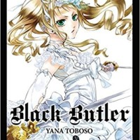 Komik / Manga Anime Black Butler Kuroshitsuji English Vol 13