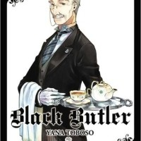 Komik / Manga Anime Black Butler Kuroshitsuji English Vol 10