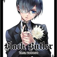 Komik / Manga Anime Black Butler Kuroshitsuji English Vol 18