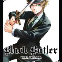 Komik / Manga Anime Black Butler Kuroshitsuji English Vol 17