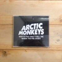 Arctic Monkeys ‎- Why'd You Only Call Me When You're High? CD
