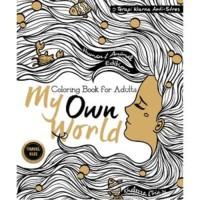 Jual My Own World - Coloring Book For Adults Original Murah