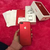 Jual iPhone 7 Plus 256GB Red Edition Second Like New Garansi Panjang Murah