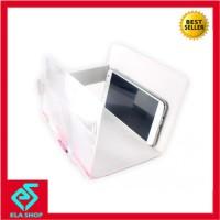Pembesar layar handphone hp smartphone android model dompet