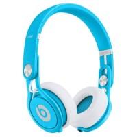 Beats MIXR Headphone Neon Blue (OEM A++) Murah