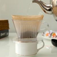 Jual PENYARING KOPI - DRIPPER COFFEE - COFFEE MAKER Murah
