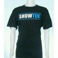 kaos/baju/t-shirt showtek distro