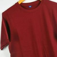 Jual Kaos Polos Cotton Combed 30s Premium Murah