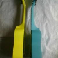 Jual Ukulele smile dop blue and yellow import China Murah