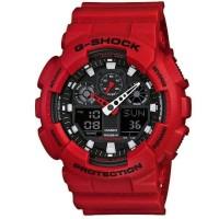 Casio G-Shock GA-100B-4ADR / GShock GA100B-4A ORIGINAL