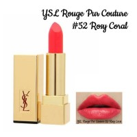 YSL Rouge Pur Couture Mini Size - #52 Rosy Coral