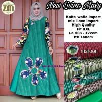 Jual Murah New Livino Maxi Dress Gamis Muslim Import No Abal2 Ya Murah